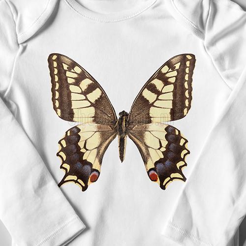 Vlinder Strijkapplicatie