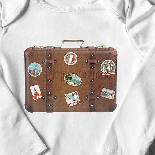 Koffer Strijkapplicatie