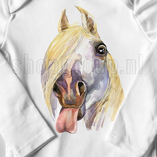 Happy horse Strijkapplicatie