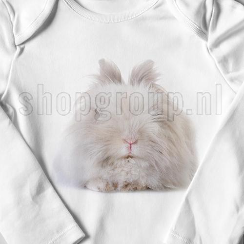 Strijkapplicatie bunny